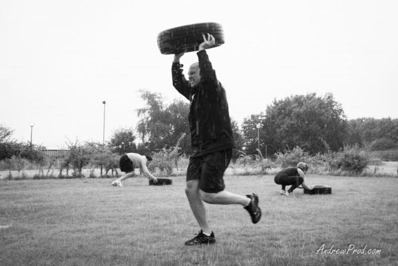 london fitness shoot