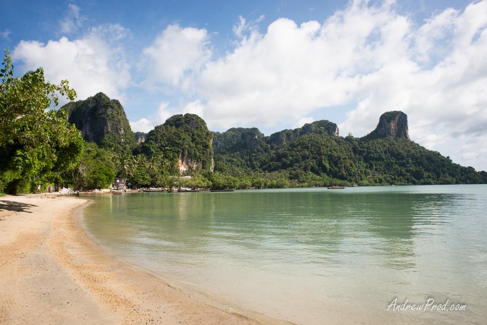 beach photo thailand