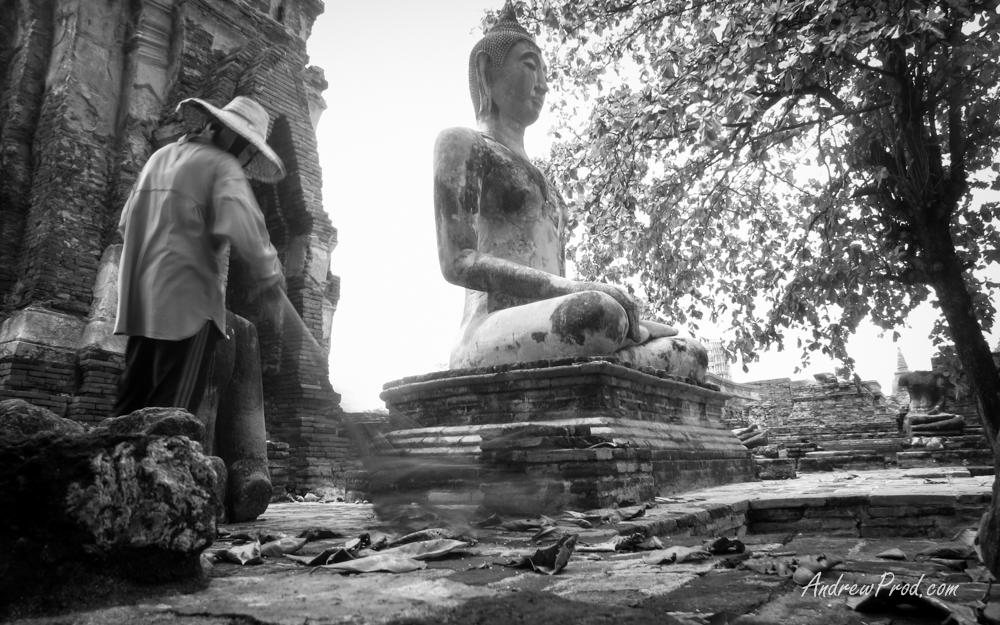 Thailand picture budda