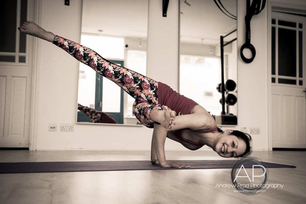 Yoga instructor london