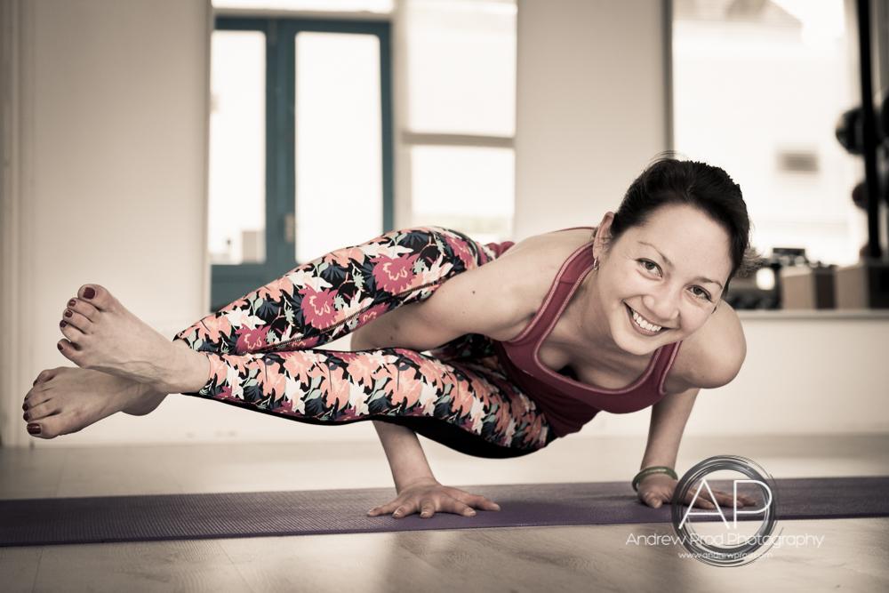 Yoga london photographer