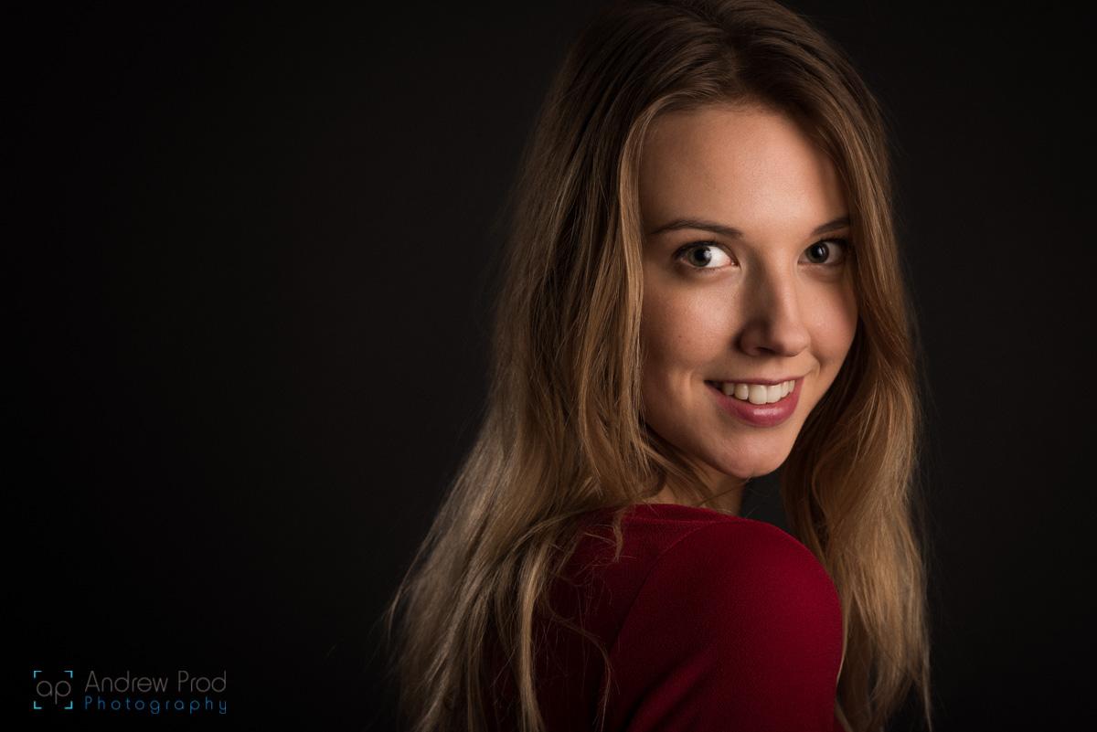 Actress photography