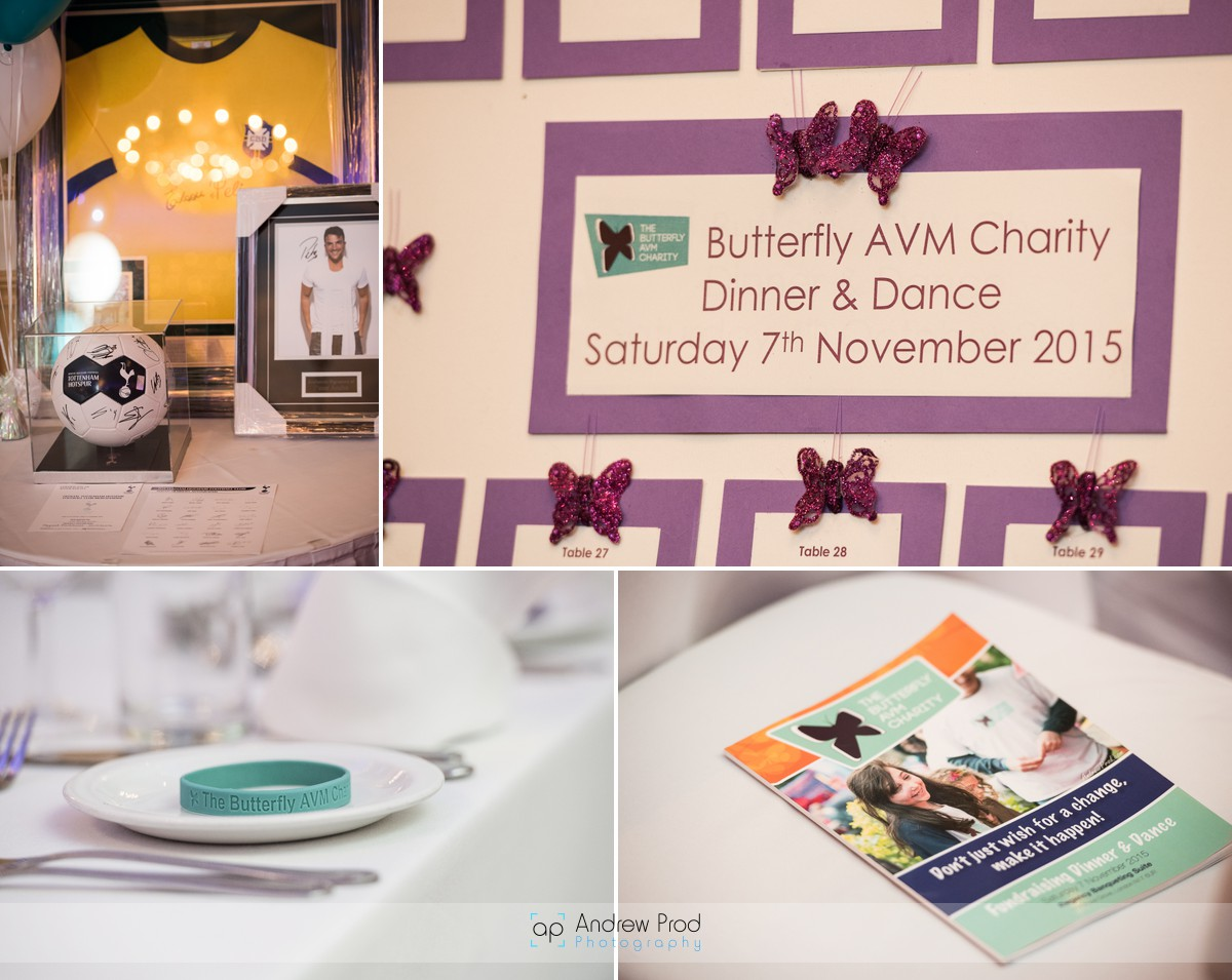 Butterfly AVM Charity Event