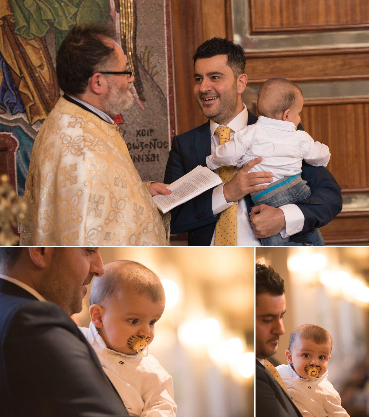 Greek christening photographer